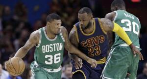Прогноз и ставка на игру Бостон Селтикс – Кливленд Кавальерс 13 мая 2018