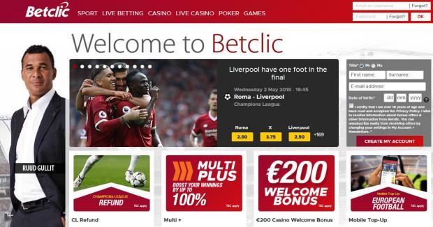 betclic сайт