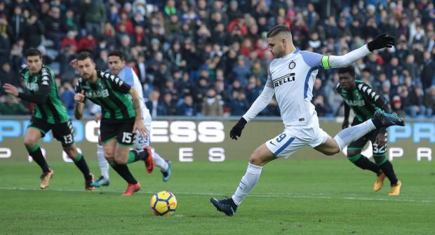 Прогноз и ставка на матч Интер – Сассуоло 12 мая 2018