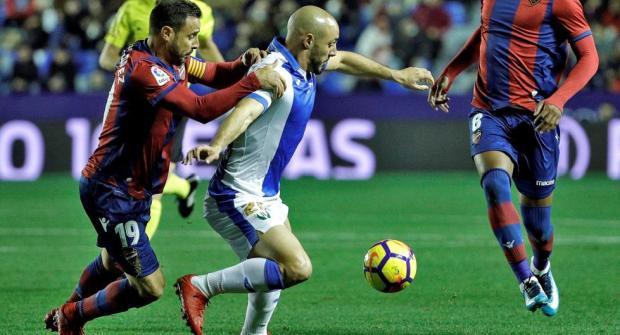 Леганес — Леванте и еще два футбольных матча: экспресс дня на 07 мая 2018