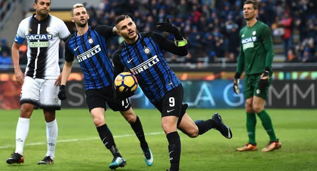 Прогноз и ставка на матч Удинезе – Интер 6 мая 2018