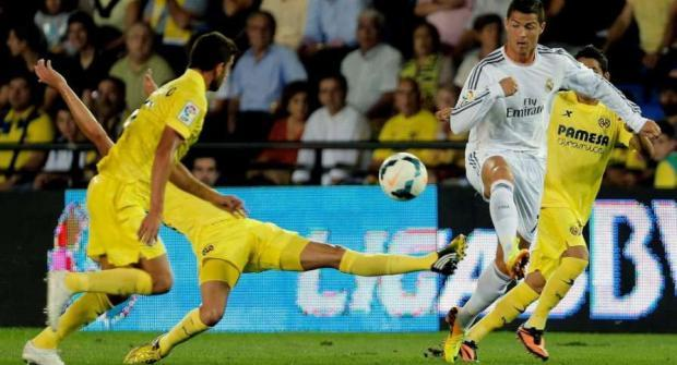 Прогноз и ставка на матч Вильярреал – Реал 19 мая 2018