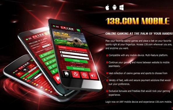 138 com мобильная версия