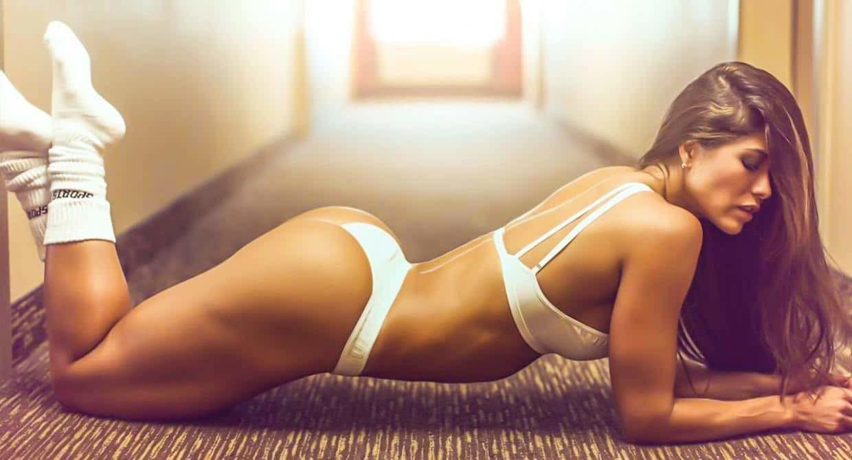 Анлелла Сагра — бразильская фитнес-модель