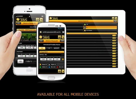 planetwin365 мобильная версия
