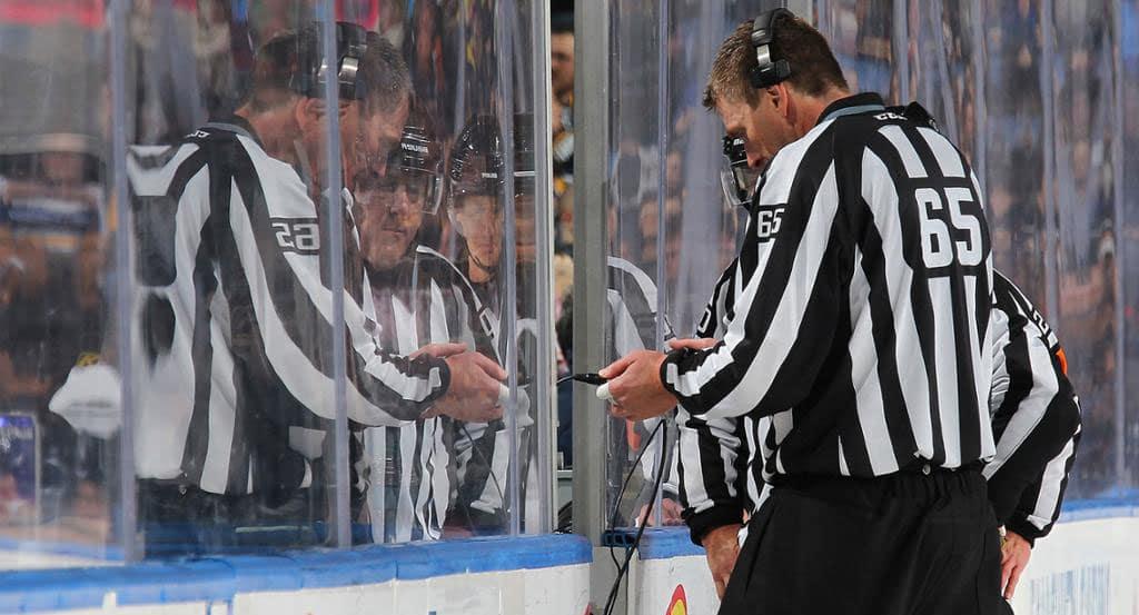 Стратегия тотал для хоккея