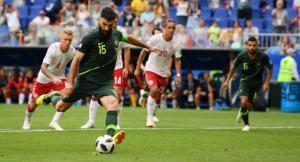 Прогноз и ставка на матч Австралия — Перу 26 июня 2018