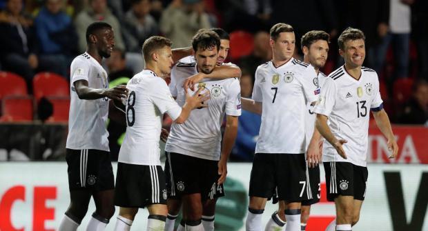 Прогноз и ставка на матч Германия - Швеция 23 июня 2018