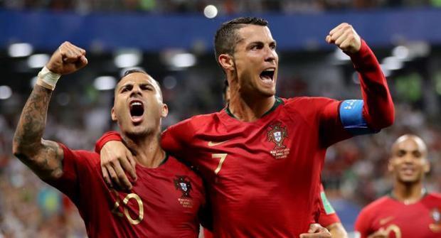 Уругвай - Португалия ставка