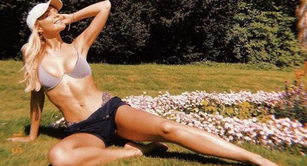 Ианте Роуз — английская модель