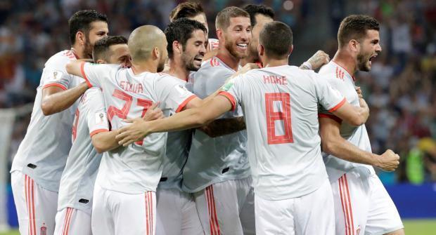 Прогноз и ставка на матч Иран – Испания 20 июня 2018