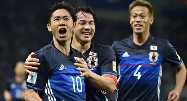Прогноз и ставка на матч Япония – Парагвай 12 июня 2018