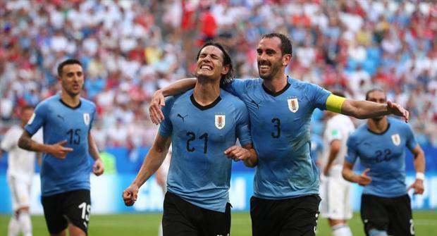 Прогноз и ставка на матч Уругвай – Португалия 30 июня 2018