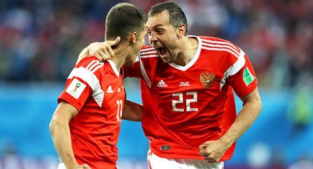 Прогноз и ставка на матч Уругвай – Россия 25 июня 2018