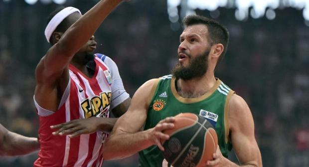 Прогноз и ставка на игру Олимпиакос – Панатинаикос 14 июня 2018