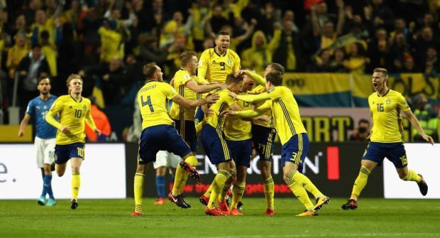 Прогноз и ставка на матч Швеция - Южная Корея 18 июня 2018