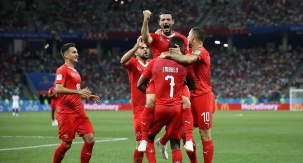 Прогноз и ставка на матч Швеция - Швейцария 3 июля 2018