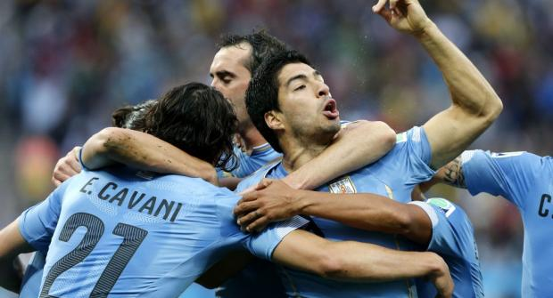 прогноз Уругвай - Португалия