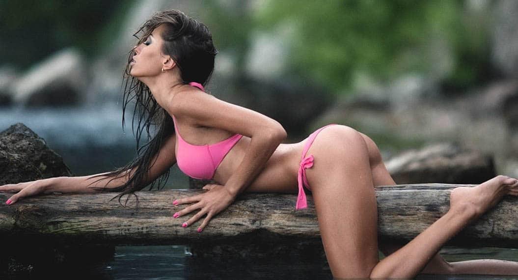 Галинка Миргаева — российская фитнес-модель