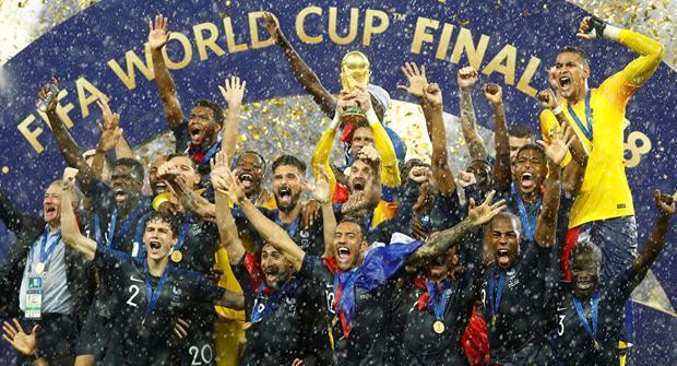 Сборные Франции и Бразилии – главные фавориты ЧМ-2022