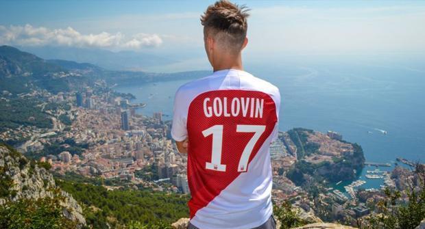Открыта линия на успехи Головина в «Монако»