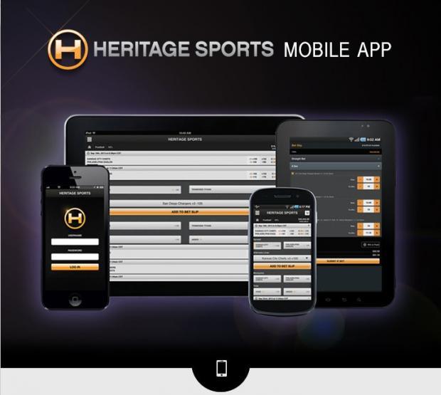 Heritage мобильная