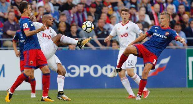 Локомотив — ЦСКА и еще два футбольных матча: экспресс дня на 27 июля 2018