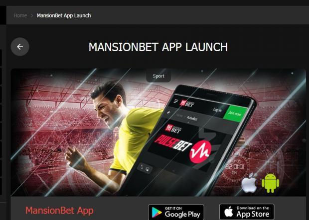 MansionBet приложение