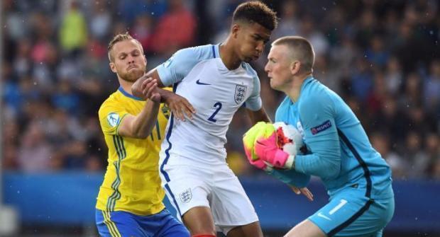 Прогноз и ставка на матч Швеция - Англия 7 июля 2018