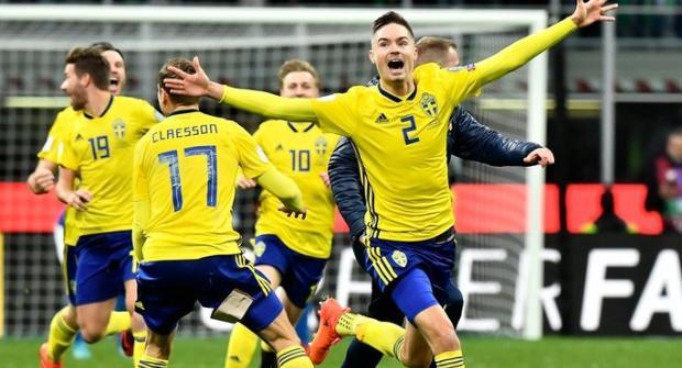Швеция - Швейцария не сдавайся