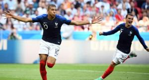 Прогноз и ставка на матч Уругвай — Франция 6 июля 2018