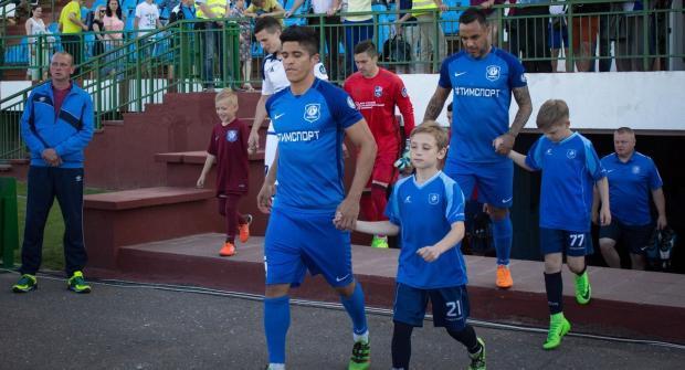Витебск — Гомель и еще два футбольных матча: экспресс дня на 8 июля 2018