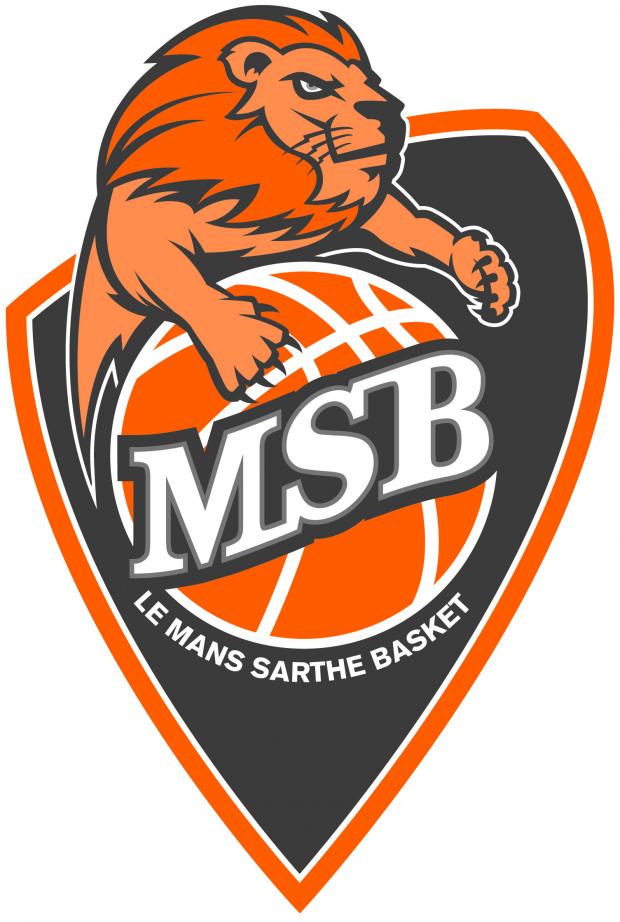 Лого БК Ле Ман