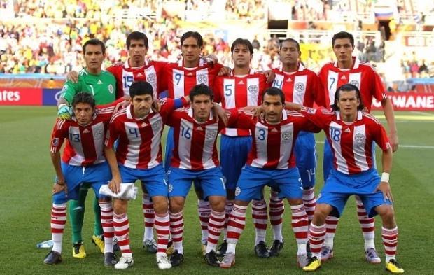 Сборная Парагвая