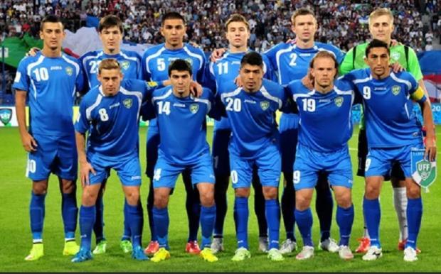 Сборная Узбекистана