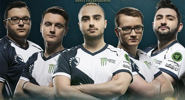 Прогноз и ставка на матч Team Liquid – PSG.LGD
