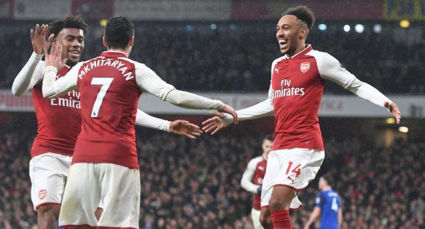 Прогноз и ставка на матч Арсенал – Вест Хэм 25 августа 2018