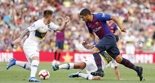 Прогноз и ставка на матч «Барселона» – «Алавес» 18 августа 2018