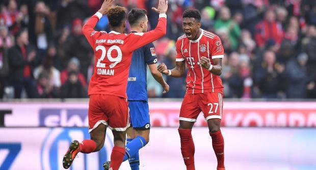 Бавария —Хоффенхайми еще два футбольных матча: экспресс дня на 24 августа 2018