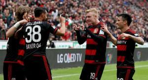 Прогноз и ставка на матч Байер – Вольфсбург 1 сентября 2018