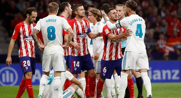 Реал Мадрид – Атлетико Мадрид ставка