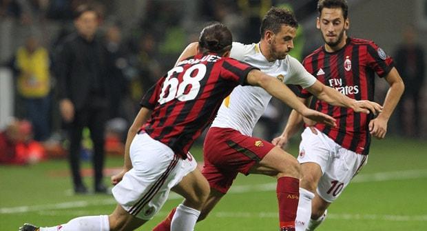 Прогноз и ставка на матч Милан – Рома 31 августа 2018