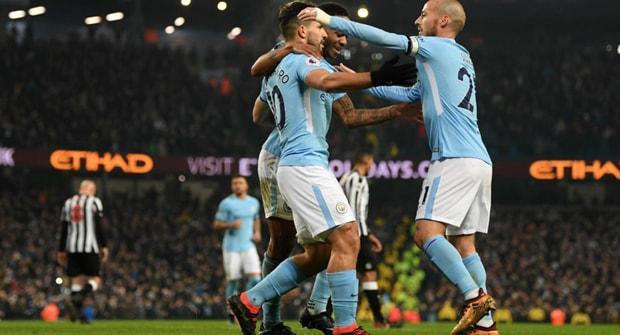 Манчестер Сити – Ньюкасл ставка