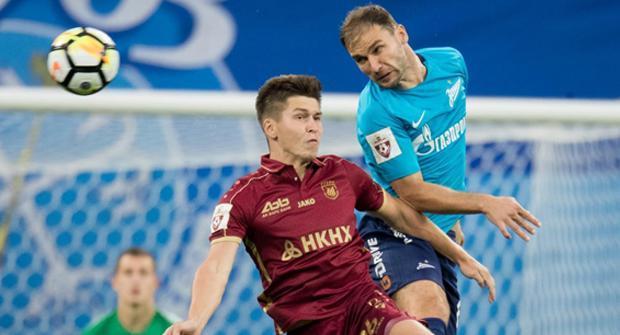 Прогноз и ставка на матч Рубин – Зенит 13 августа 2018