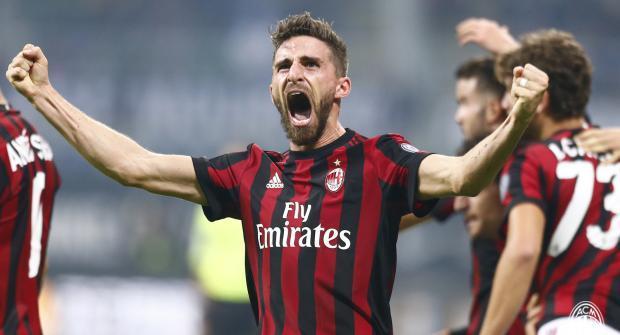 Милан — Рома и еще два футбольных матча: экспресс дня на 31 августа 2018