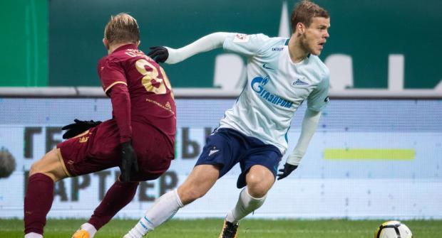 Рубин — Зенит и еще два футбольных матча: экспресс дня на 13 августа 2018