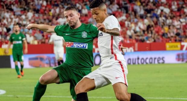 Прогноз и ставка на матч Жальгирис - Севилья 16 августа 2018