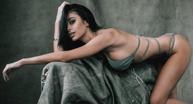 Сюзанна Канциан — итальянская модель