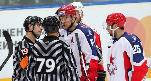 Автомобилист — ЦСКА и еще два хоккейных матча: экспресс дня на 4 сентября 2018