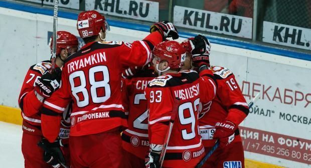 Прогноз и ставка на игру Автомобилист – Локомотив 25 сентября 2018